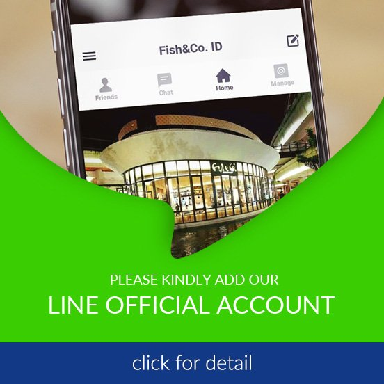 Fish&Co Line Official Account