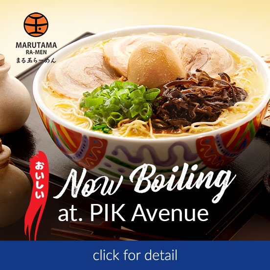 Now Boiling at PIK Avenue